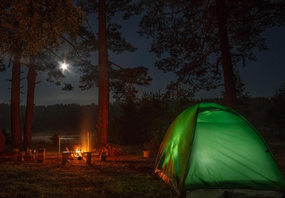 50 лучших мест для палаточного отдыха в Саратовской области