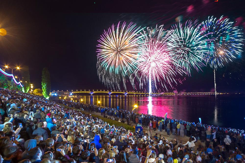 Самые интересные  фестивали и события Саратовской области