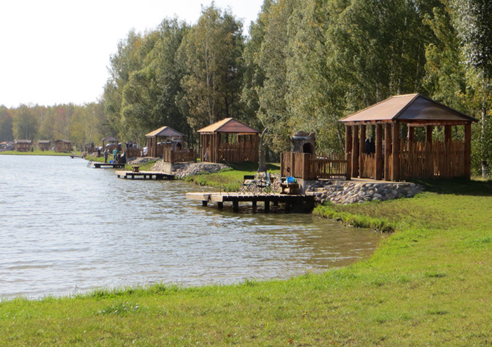 30 лучших прудов для платной рыбалки в Саратовской области