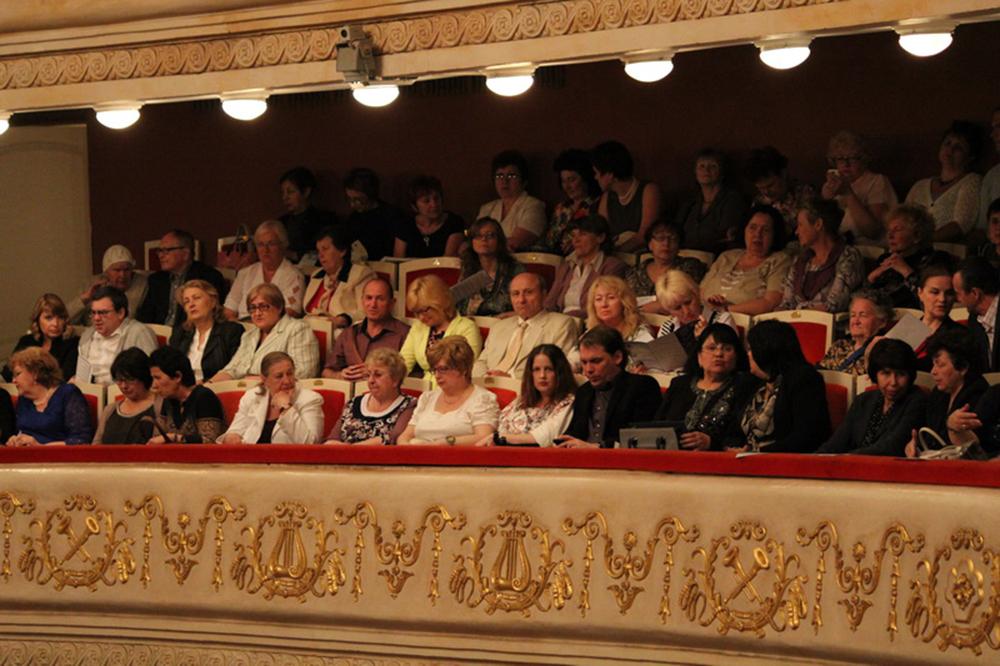 Международный музыкальный Собиновский фестиваль