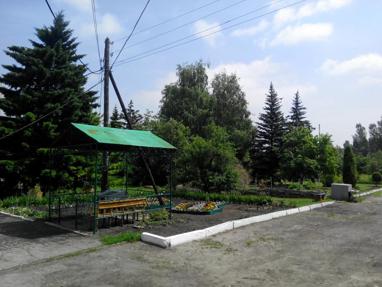 """Областной детский экологический центр (бывший """"Сад Юннатов"""")"""