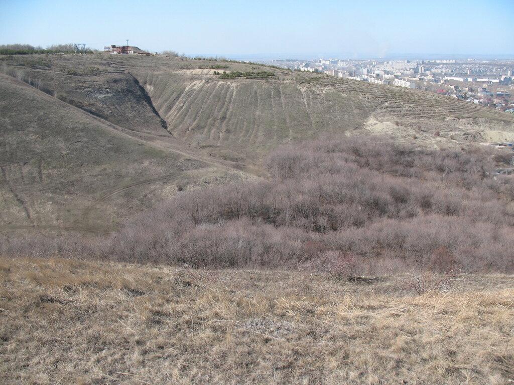 """Местонахождение """"Лысая гора"""", или """"Маастрихский карьер"""""""