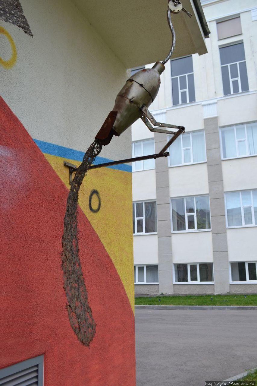 Парк-музей металлических скульптур