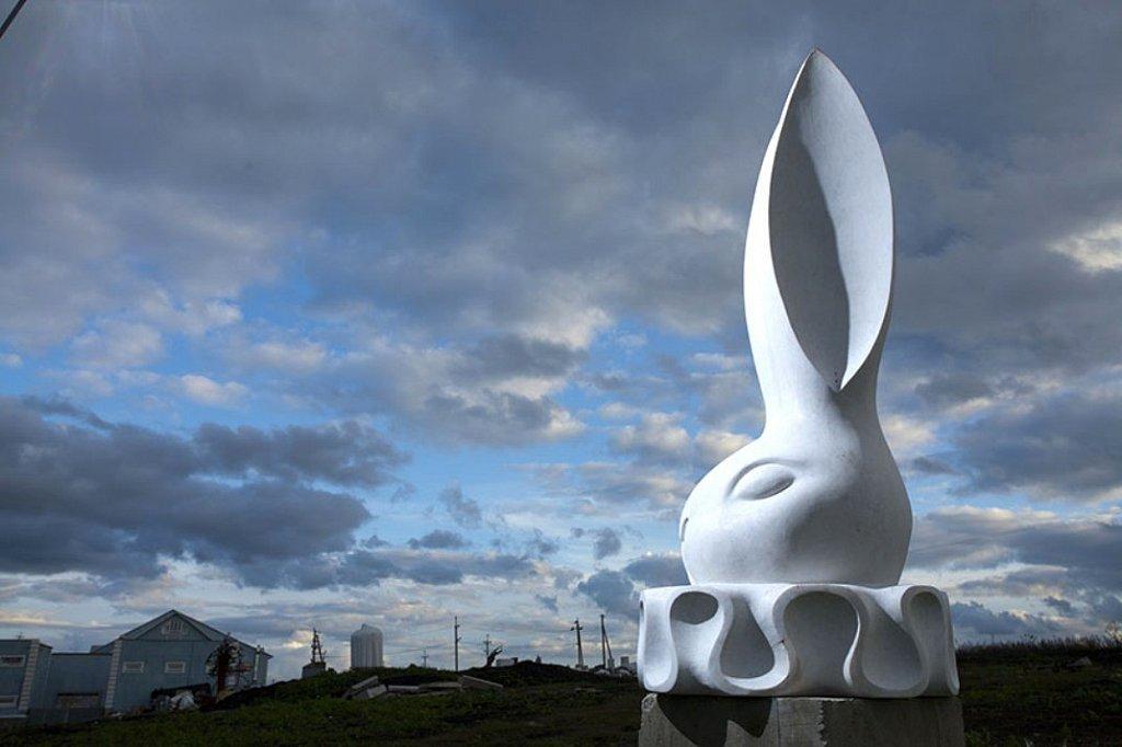 Скульптурный парк «Легенда»