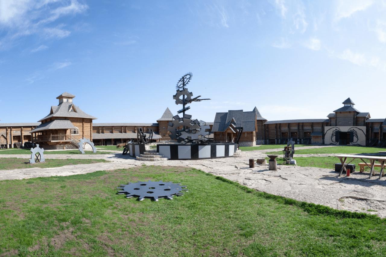 Сафари-парк «Кудыкина гора»