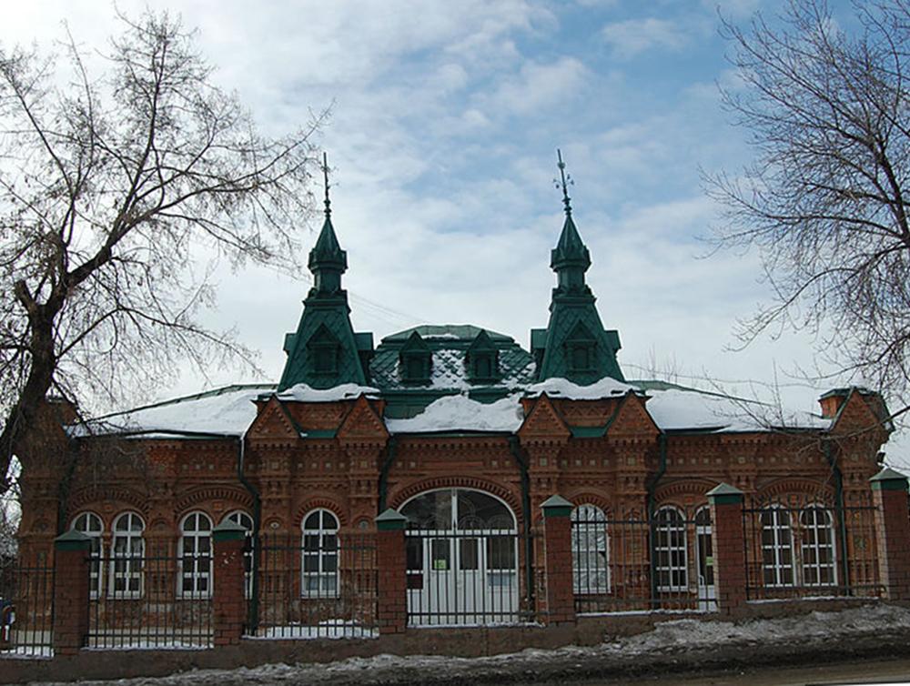 Больница Д. С. Поздеевой