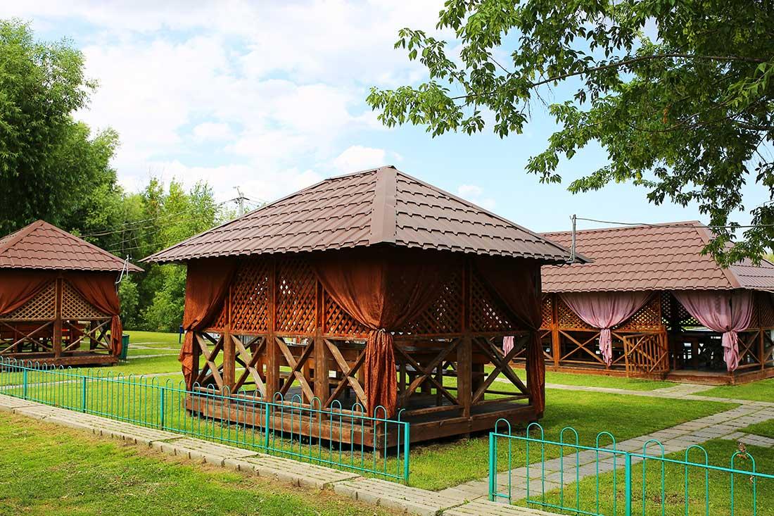 Летние беседки для пикника и шашлыка в Саратове и Энгельсе