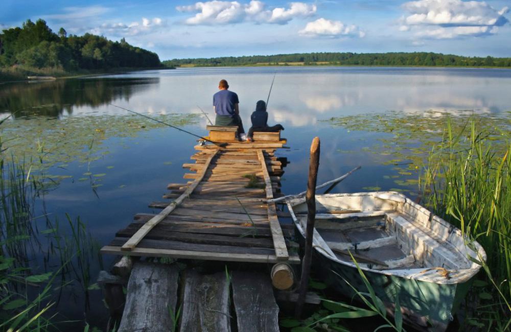 Пруды и озера Саратовской области с бесплатной рыбалкой