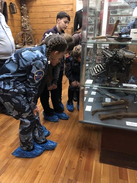 Музей истории саратовской полиции
