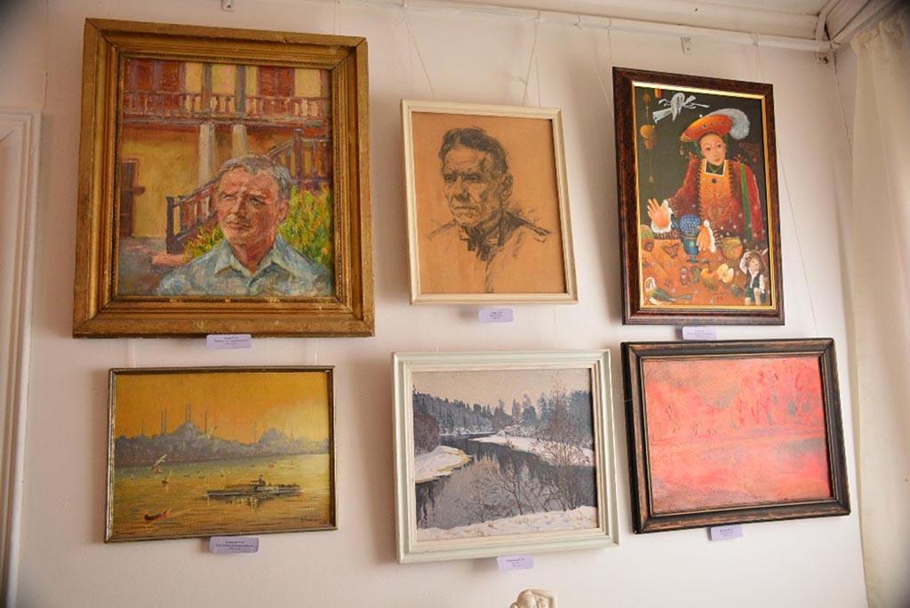 Художественная галерея имени В.О. Фомичёва