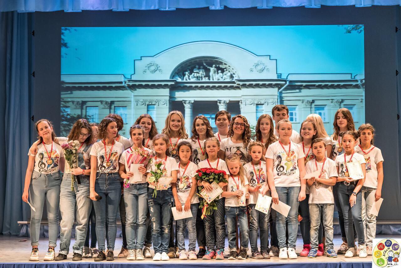 Дворец творчества детей и молодёжи имени О.П.Табакова
