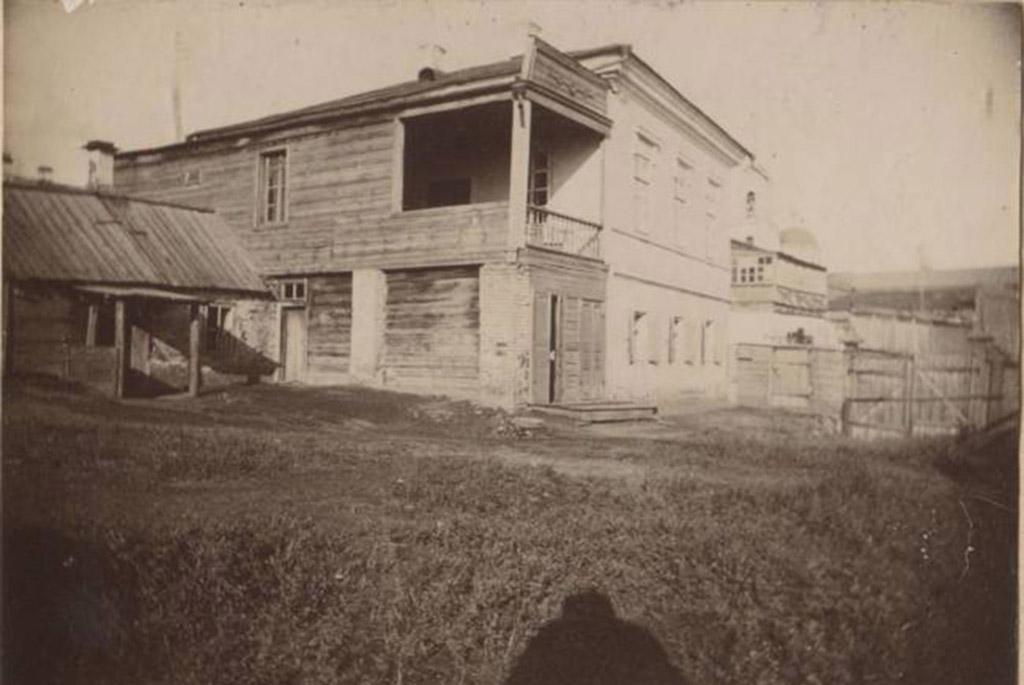 Дом Пыпиных
