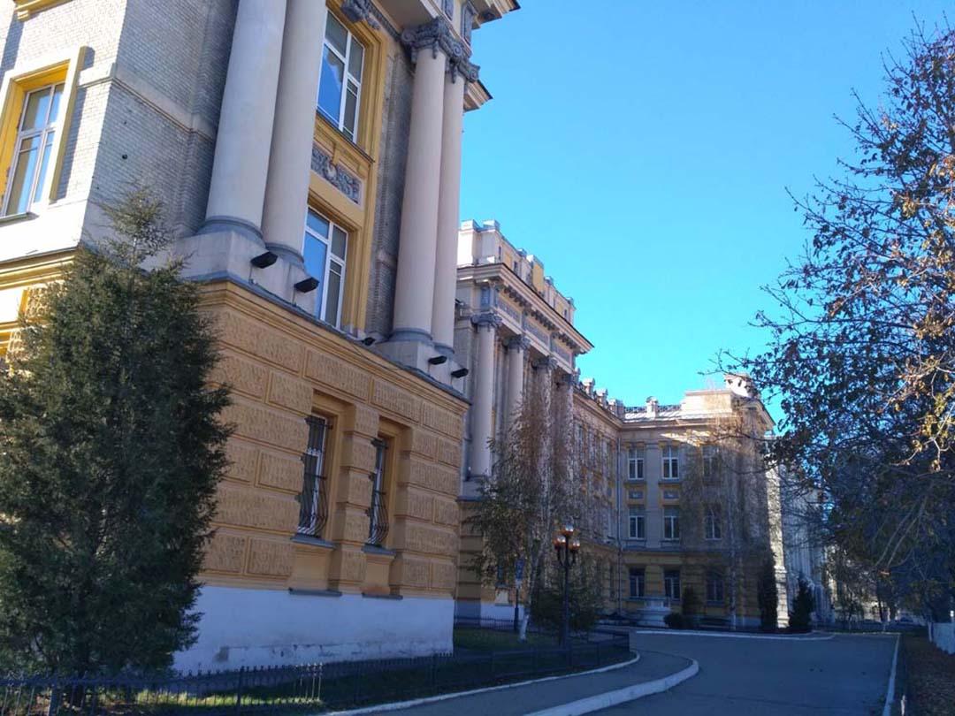 Императорский Николаевский университет