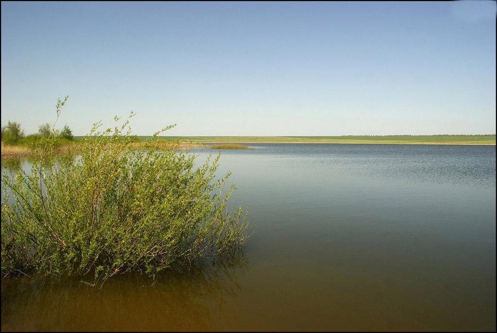 Марьевское водохранилище