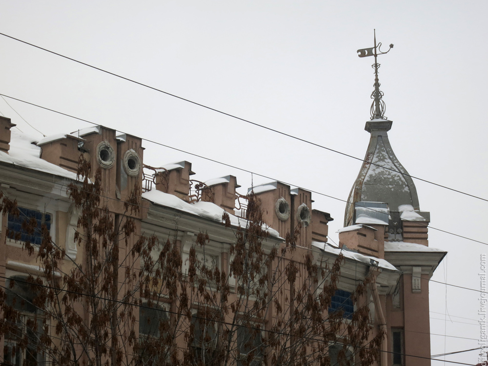 Дом Ф. А. Сатова