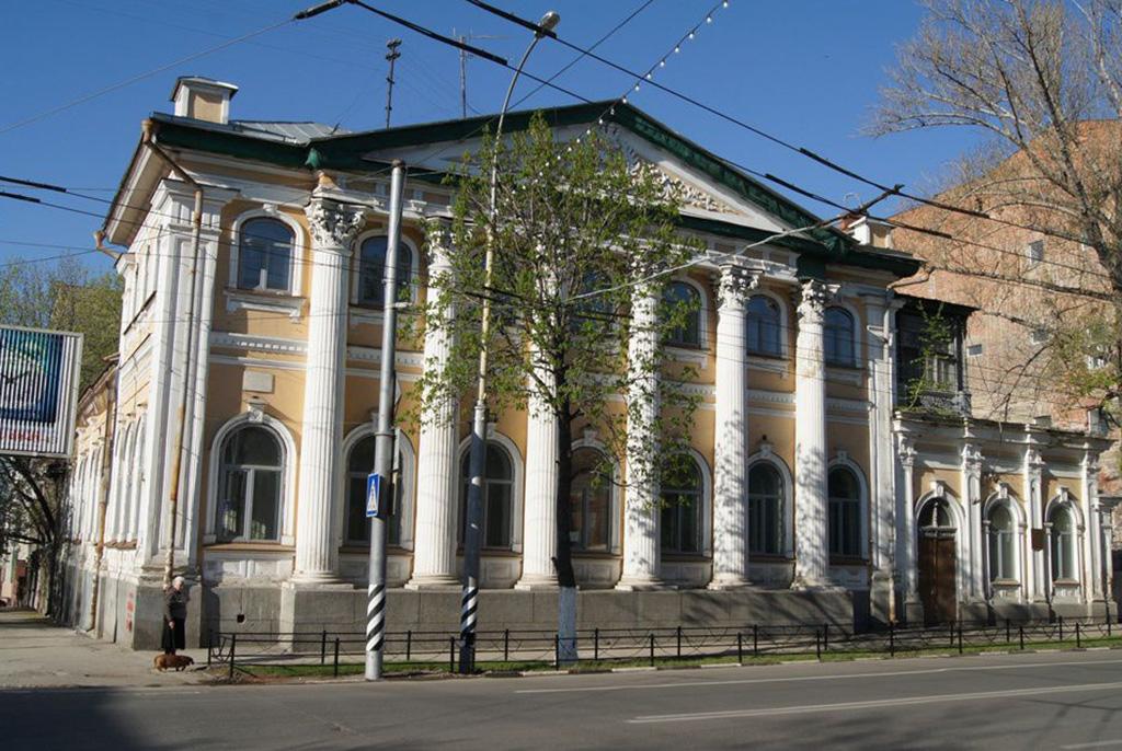 Усадьба вице-губернатора Александровского