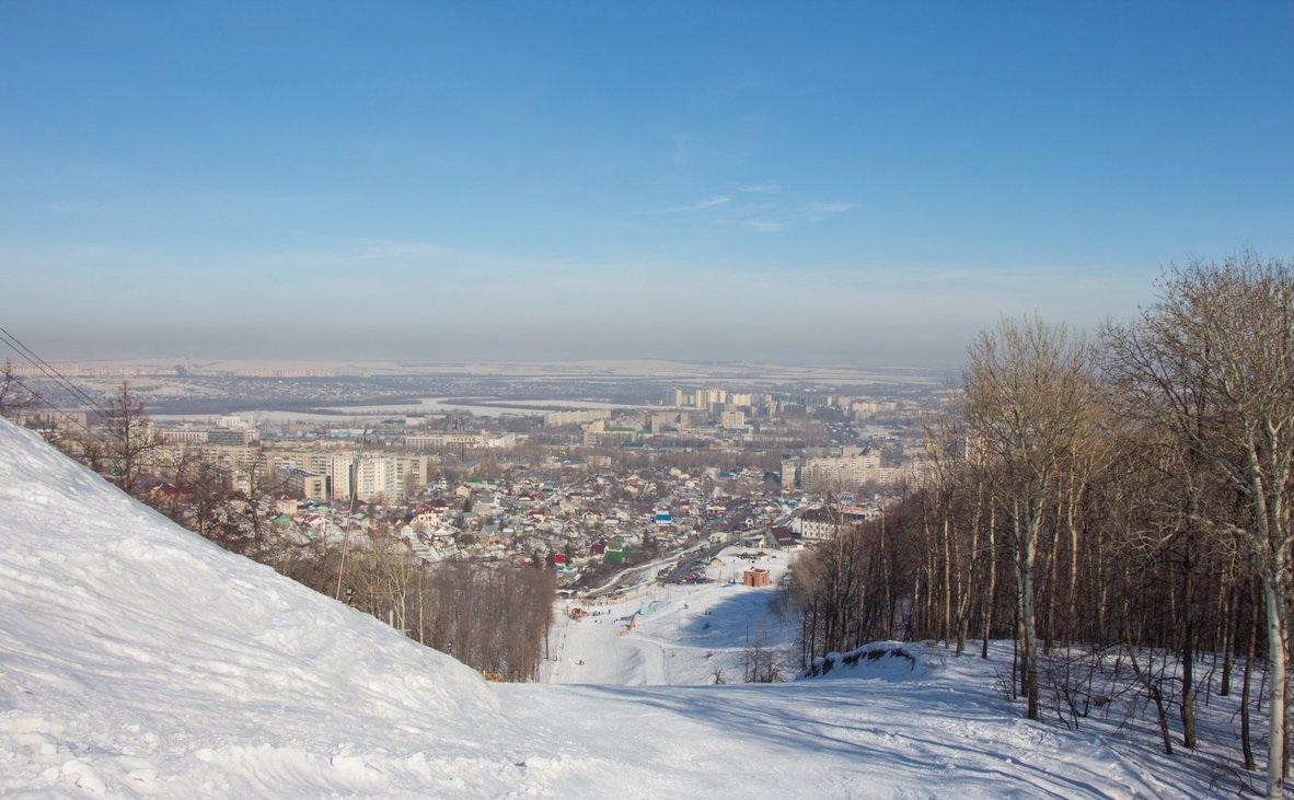 Горнолыжные базы Саратова и Саратовской области