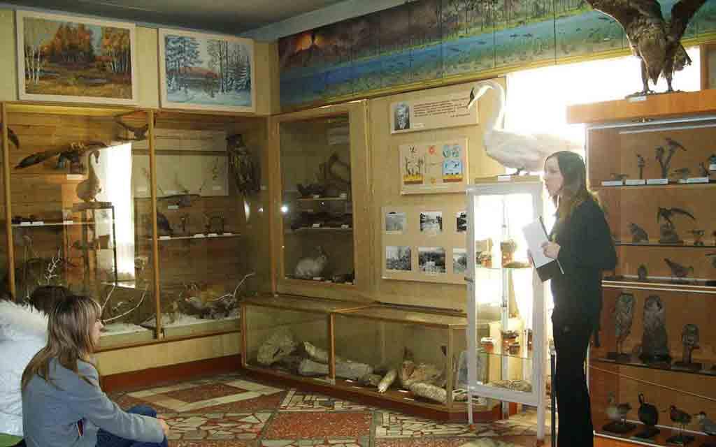 Балашовский краеведческий музей