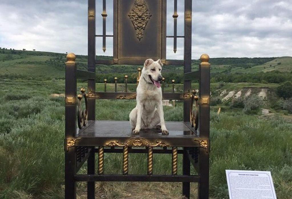 Легендарное кресло Стеньки Разина