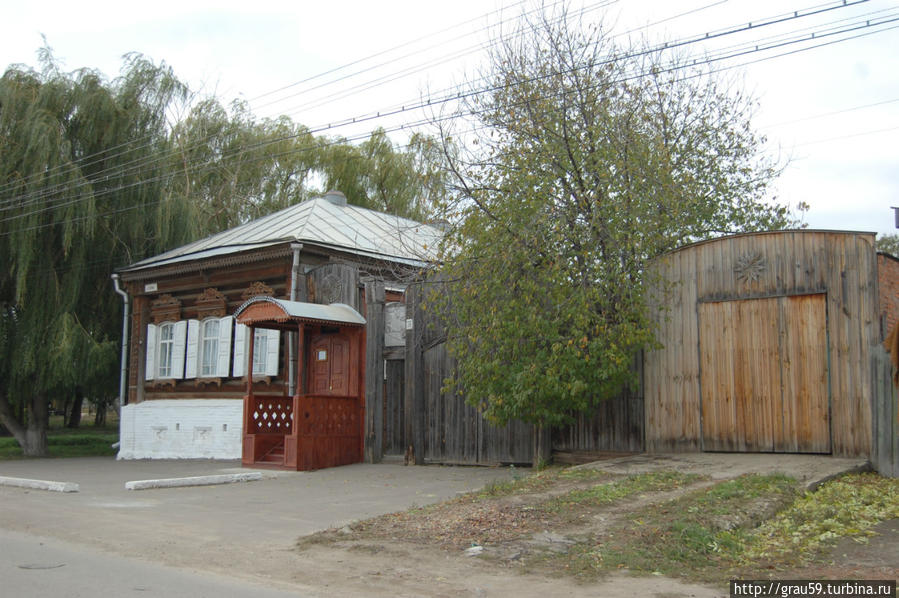 Мемориальный дом-музей К. С. Петрова-Водкина