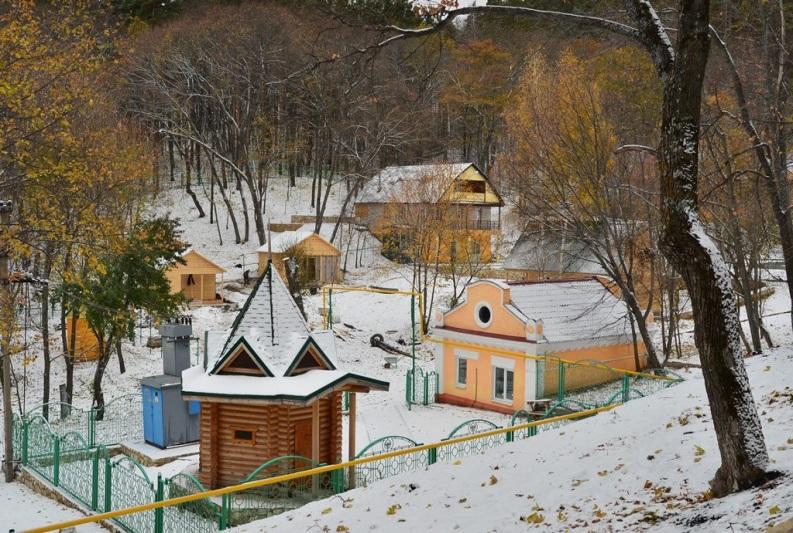 Горнолыжный курорт парк-отеля «Хвалынский»