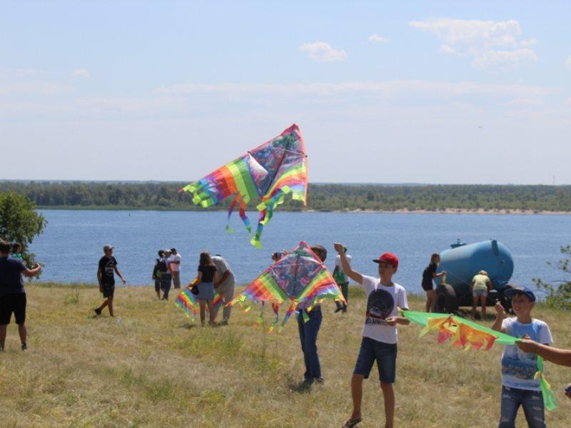 Фестиваль воздушных змеев «Змеевы горы»