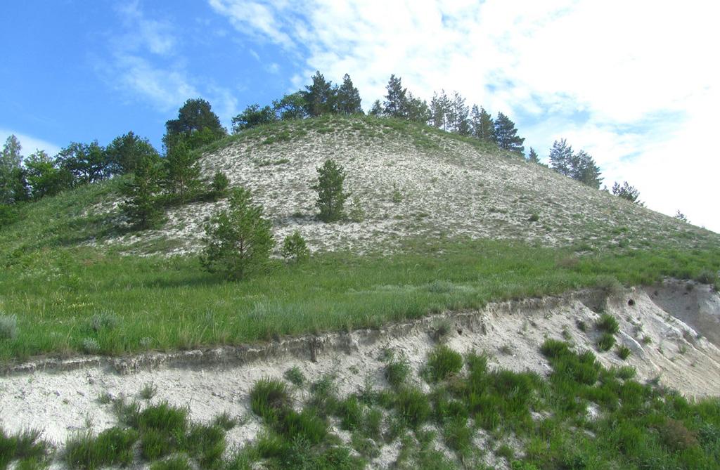 Хвалынские горы