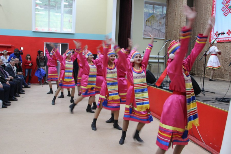 Фестиваль мордовской культуры «Шумбрат, ялгат!»