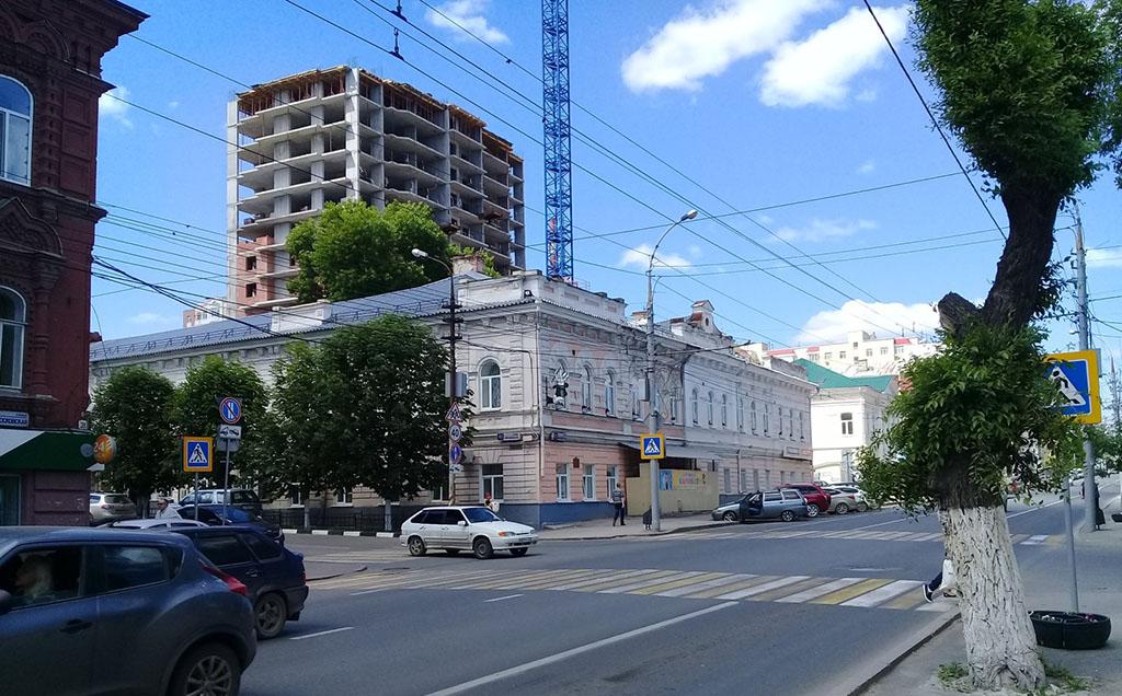 Дом Артамонова (графа Нессельроде)