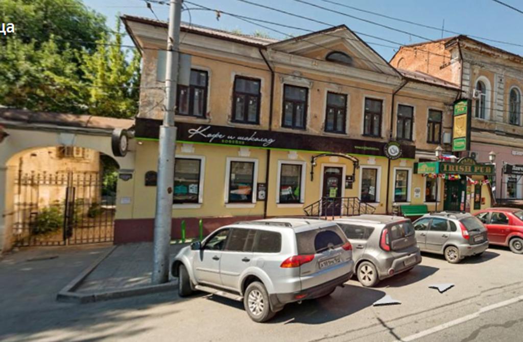 Усадьба Д.М. Вакурова