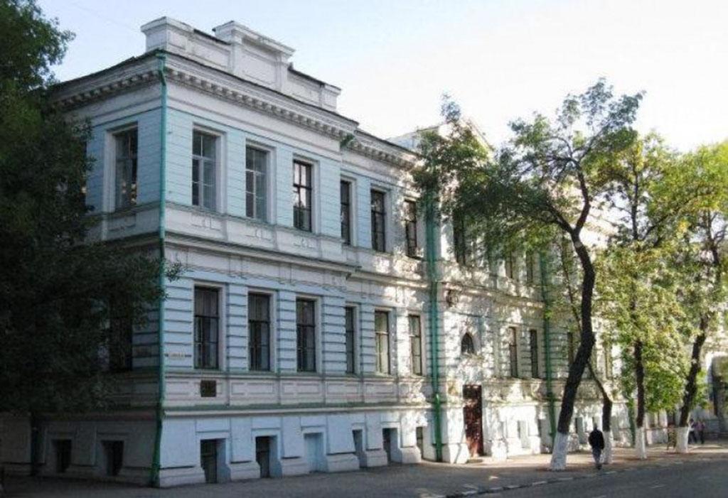 Здание губернской канцелярии