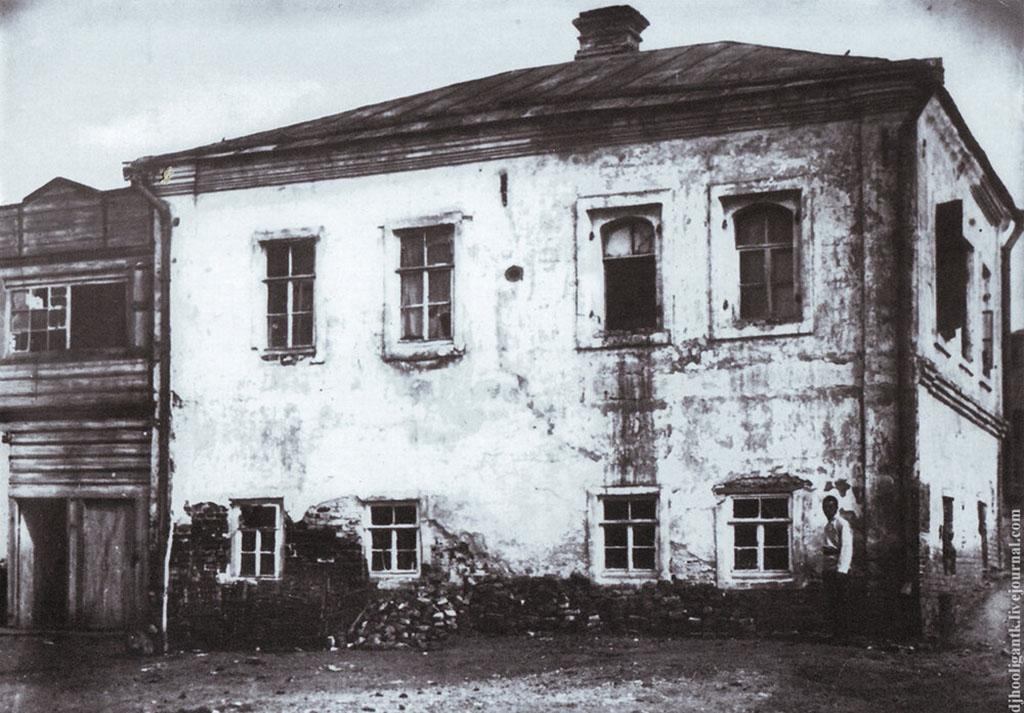 Дом Дьяконова (Самый старый жилой дом)