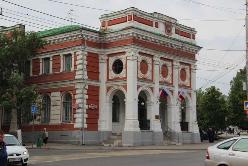 Здание биржи