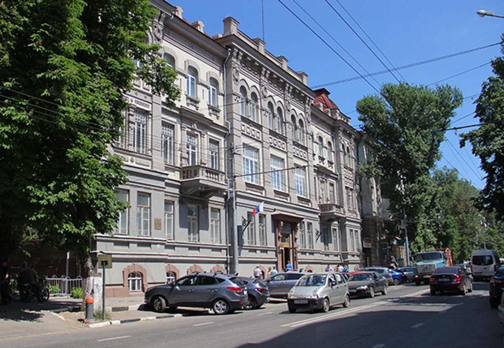 Здание Крестьянского банка