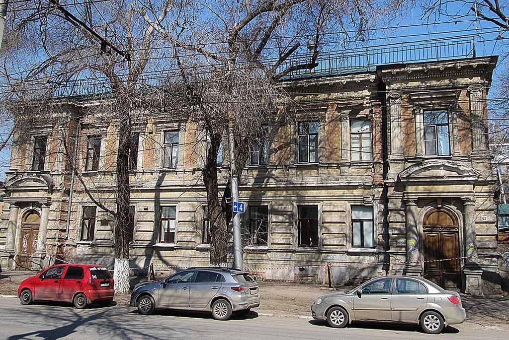 Дом усадебный А.К. Рейнеке