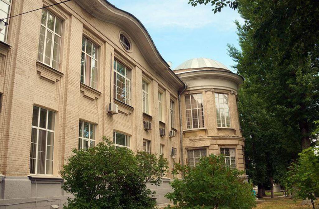 Архитектурный комплекс клинического городка