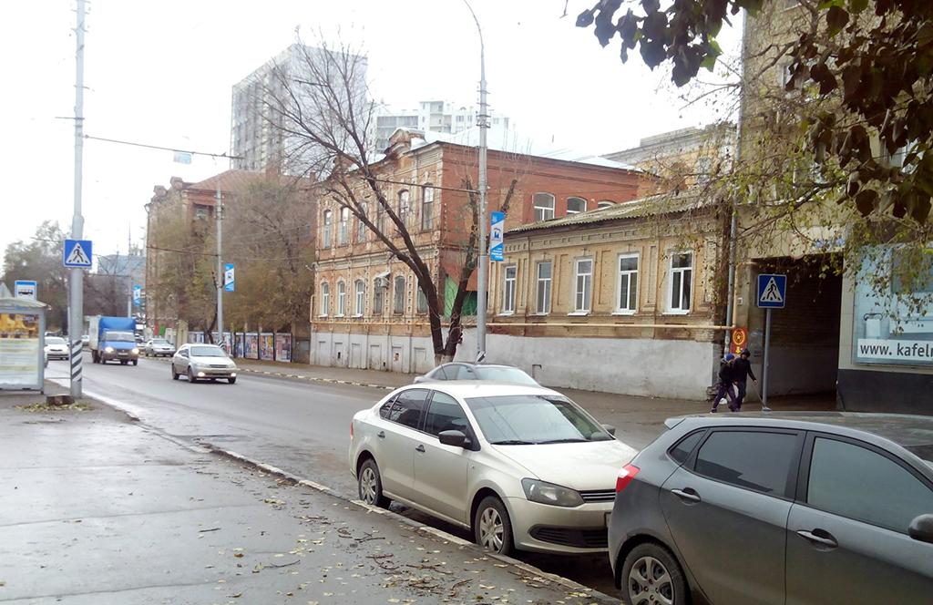 Дом Скибиневского С.М.