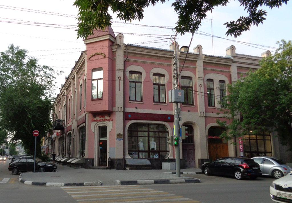 Дом С. П. Петрова