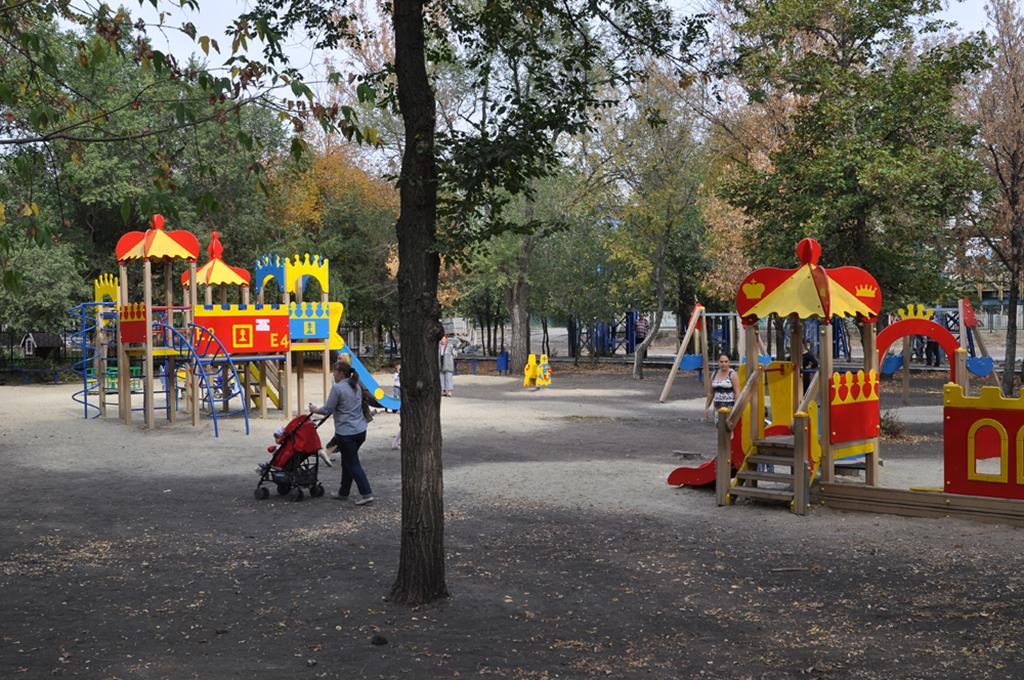 Парк имени Ю.А.Гагарина