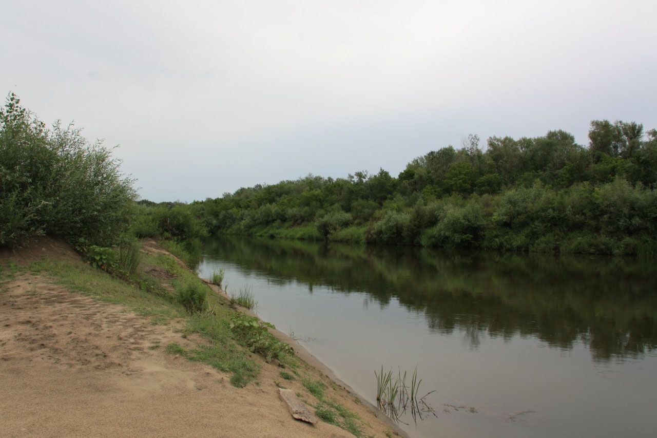 Алексеевские места на Медведице