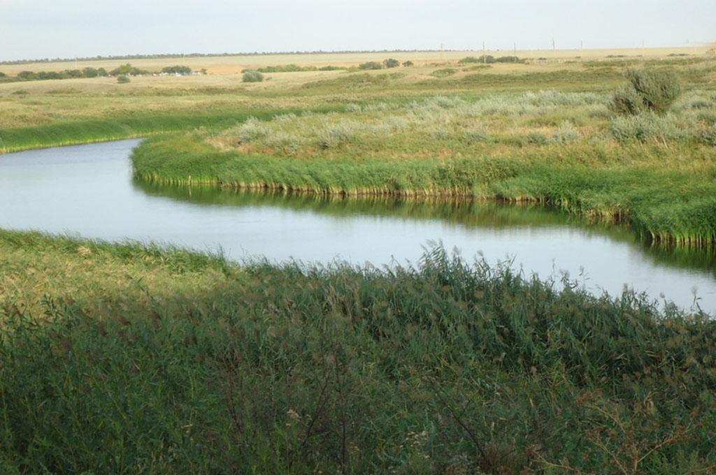 Калининское водохранилище