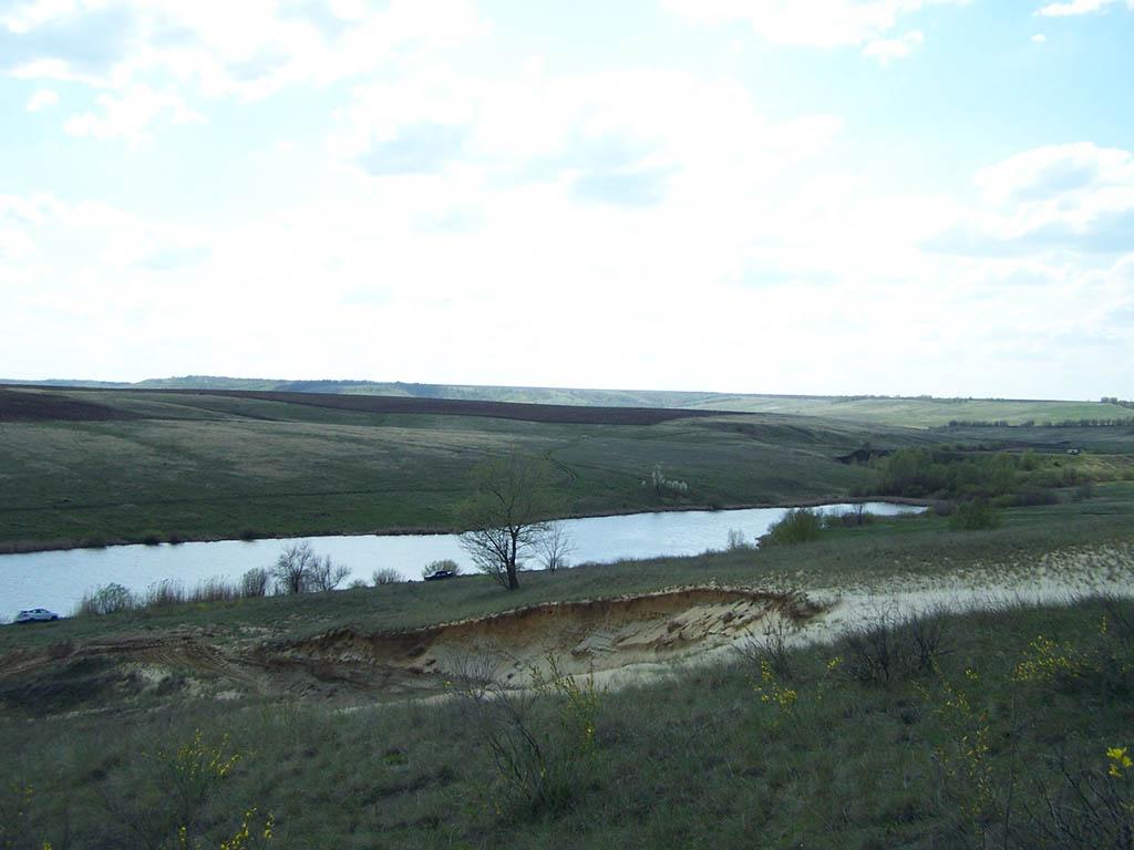 Курдюмские пруды