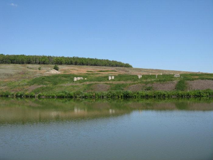 Карякинский средний пруд