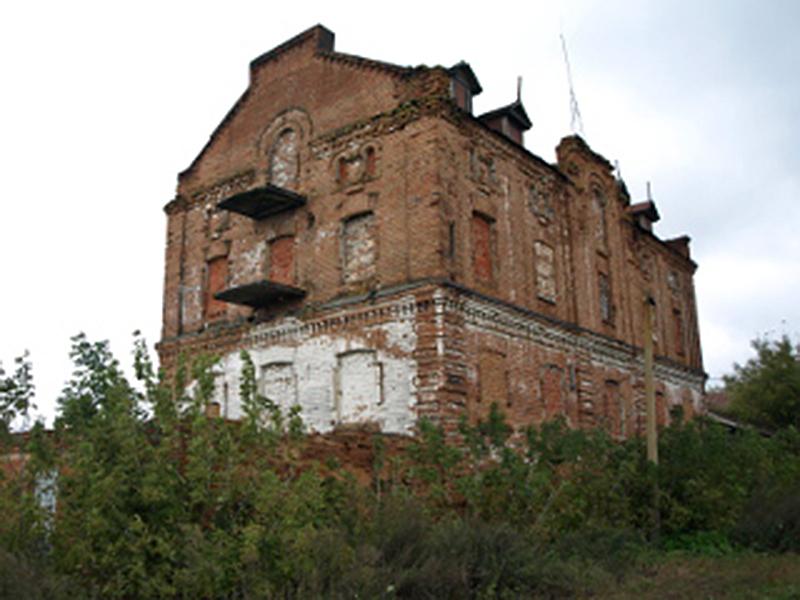 Мельницы Иванова и Сенина
