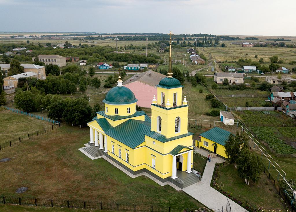Храм во имя святой великомученицы Параскевы Пятницы
