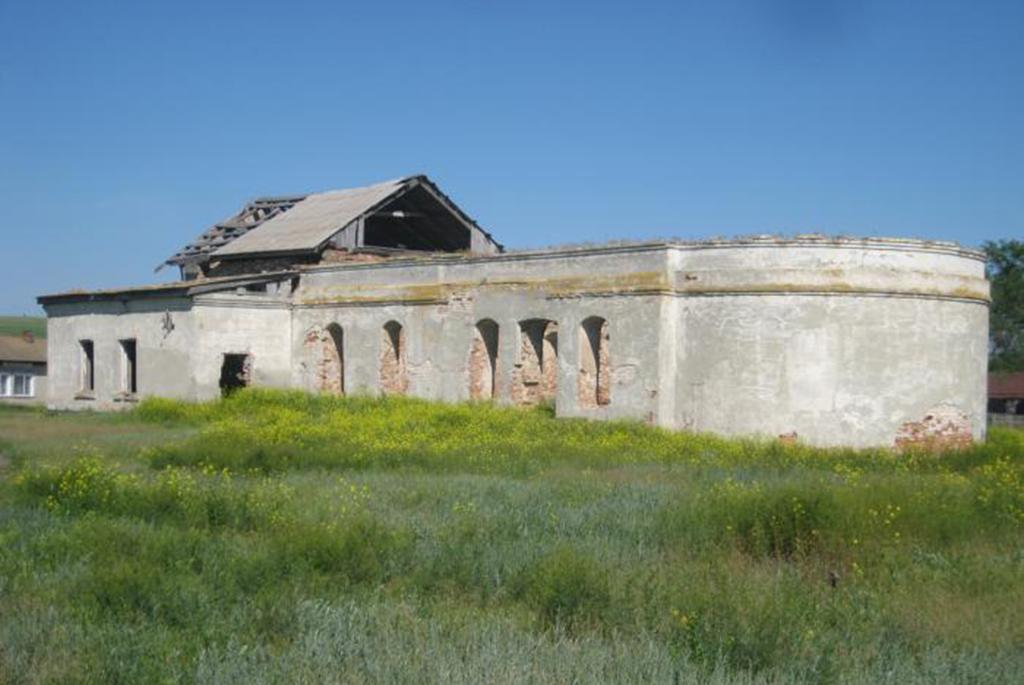 Храм в честь святых Космы и Дамиана Асийских