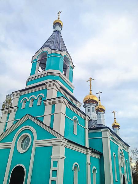 Церковь князя Михаила и боярина Феодора, черниговских чудотворцев