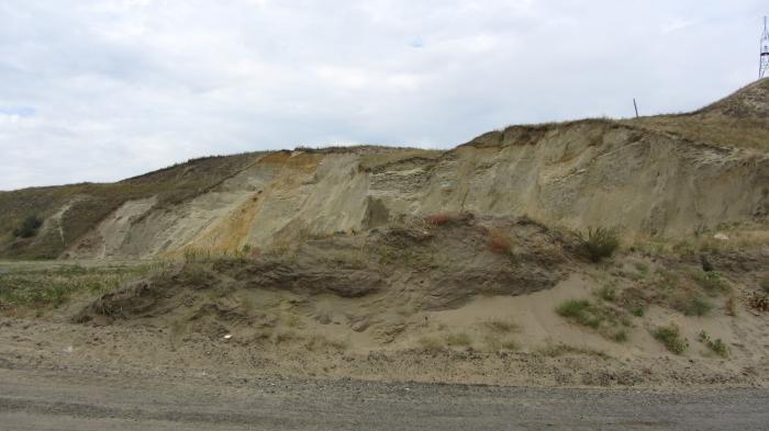 Увекский песчаный карьер