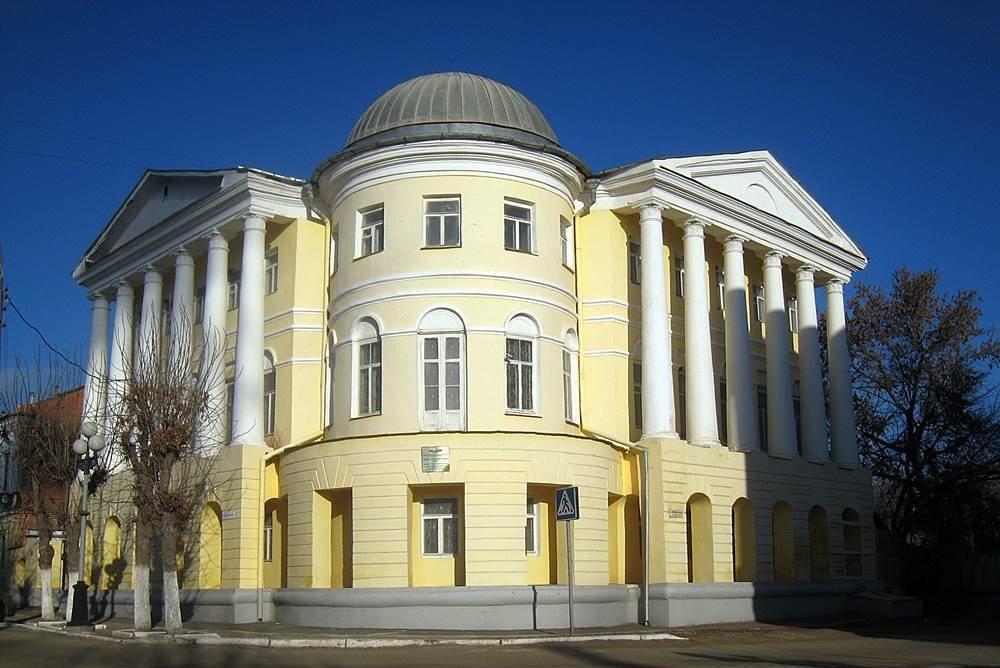 Районные музеи и учреждения культуры Саратовской области