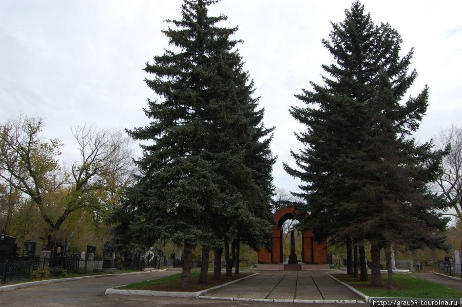 Могила Н. Г. Чернышевского